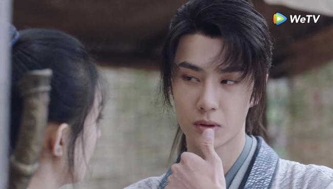 """""""Hữu Phỉ"""": Vương Nhất Bác - Triệu Lệ Dĩnh cuối cùng cũng hôn nhau nhưng buồn ở chỗ không chạm môi  - Ảnh 7."""