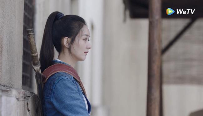 """""""Hữu Phỉ"""": Vương Nhất Bác - Triệu Lệ Dĩnh cuối cùng cũng hôn nhau nhưng buồn ở chỗ không chạm môi  - Ảnh 11."""