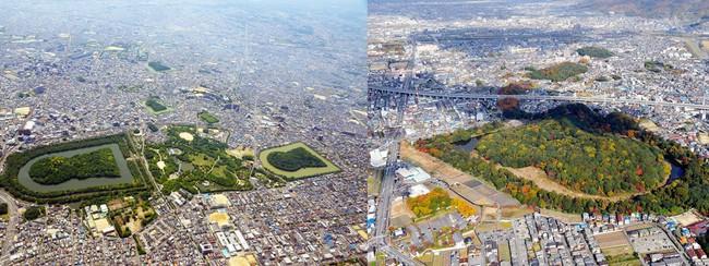 """Bí ẩn khu lăng mộ lớn nhất thế giới tại Nhật Bản: Hình thù kỳ lạ, bất khả xâm phạm và là nơi yên nghỉ của """"Thiên hoàng thần thoại"""" - Ảnh 4."""