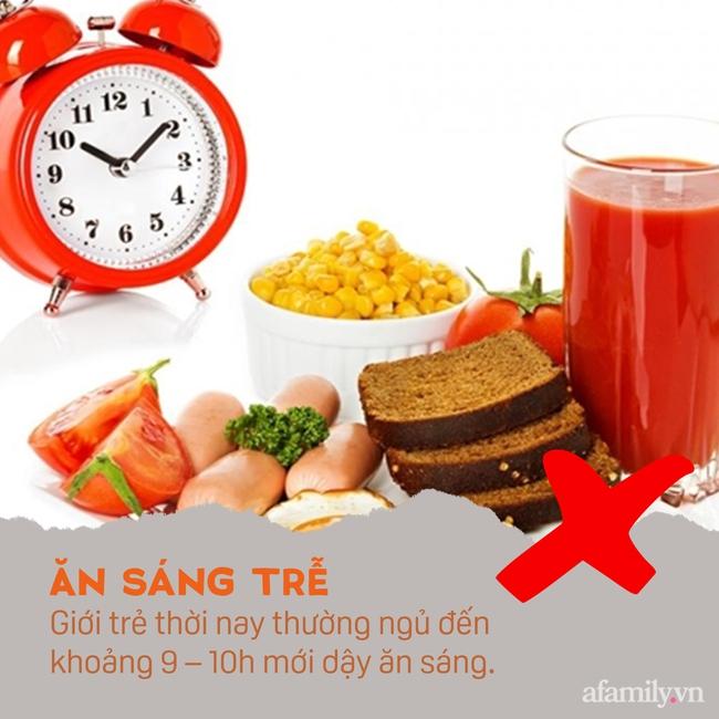 Món ăn khoái khẩu buổi sáng lại khiến bạn dễ dàng chạm đến ung thư  - Ảnh 1.