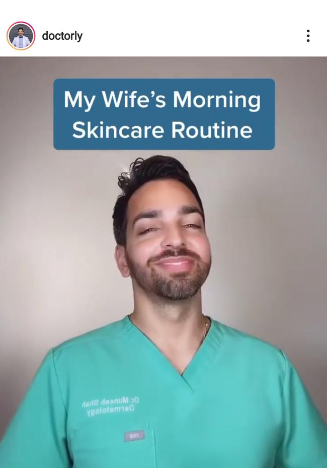 """Lấy chồng làm bác sĩ, quý cô """"ngộ"""" ra ngay quy trình skincare buổi sáng chỉ 4 món mà nâng tông da, xóa sạch tỳ vết - Ảnh 1."""