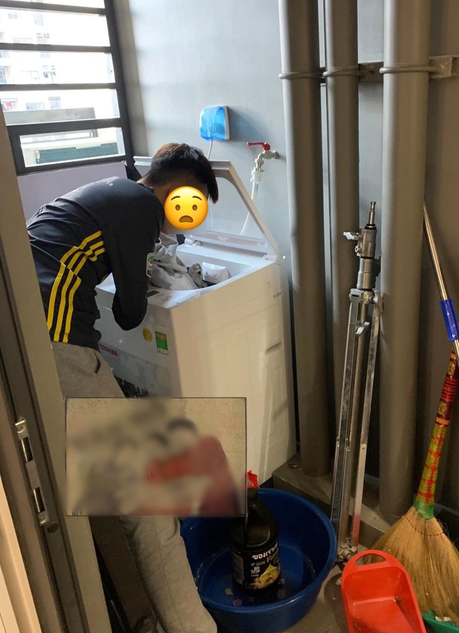 """Lấy phải ông chồng lười không làm việc nhà, chị vợ phải dùng đến """"thượng sách"""" giấu một thứ đặc biệt trong máy giặt để dụ chồng mỗi ngày - Ảnh 2."""