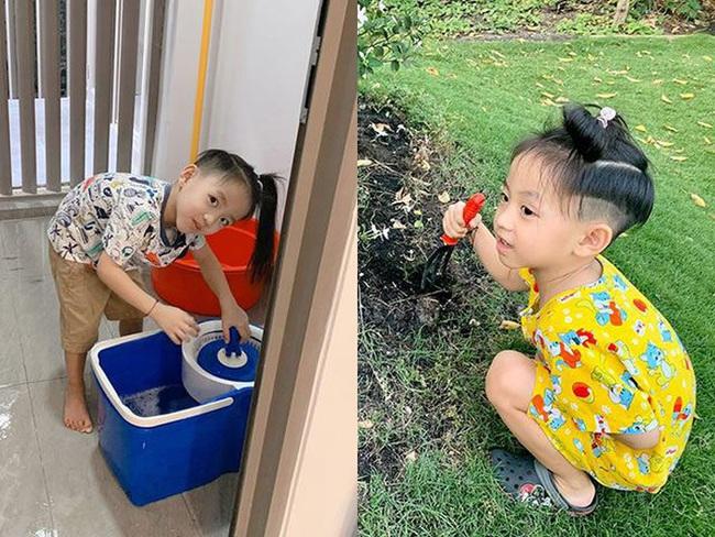 Con trai Ốc Thanh Vân: Một cậu nhóc đặc biệt với mái tóc dài mượt, từng đòi cưới mẹ nhưng trên hết là cách được mẹ dạy quá tuyệt vời - Ảnh 1.