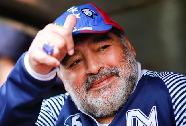 Huyền thoại Diego Maradona và vết trượt dài trong tệ nạn để rồi nhận hậu quả nặng nề cho những năm tháng chơi bời không hồi kết - Ảnh 3.