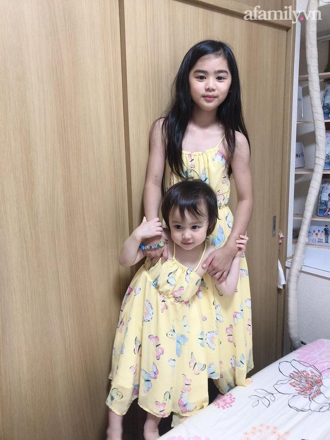 """Mẹ Việt 10 năm sinh 4 con gái, nhìn gương mặt của các bé nhiều người tấm tắc: """"Nhà máy sản xuất hot girl là đây"""" - Ảnh 8."""