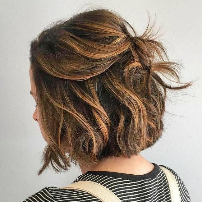 9 kiểu tóc sinh ra để dành cho hội chị em tóc mỏng dính: Không chỉ hack độ dày mà còn tăng gấp bội vẻ sang chảnh - Ảnh 5.