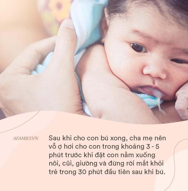 Bé trai 1 tuổi tử vong khi đang ngủ cùng bố mẹ do bị nghẹn thở bởi một hiện tượng thường thấy ở trẻ nhỏ - Ảnh 2.