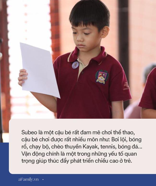 Subeo 10 tuổi đã cao vượt trội, trong cách nuôi con của Hồ Ngọc Hà có 1 điểm mẹ nào muốn con cao thì nên học hỏi - Ảnh 2.