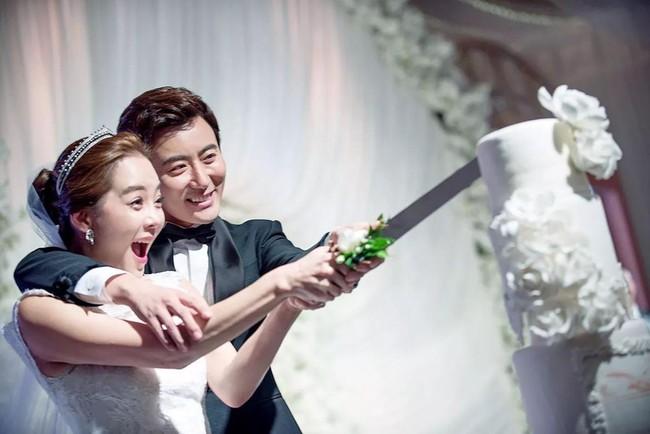Cuộc sống khác biệt của 3 sao nữ Hàn lấy chồng Trung Quốc - Ảnh 2.
