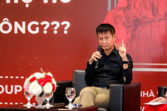 """Những câu nói thẳng của Lê Hoàng về """"cái thòng lọng"""" trên cổ phụ nữ khiến kịch bản 1 talkshow bị phá vỡ - Ảnh 2."""