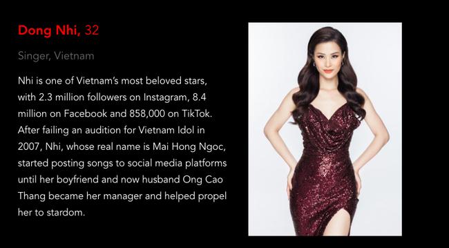 """Trấn Thành, Đông Nhi, Chi Pu bất ngờ lọt BXH của FORBES, """"đứng chung mâm"""" cùng loạt ngôi sao đình đám như Lee Min Ho, Triệu Lệ Dĩnh - Ảnh 3."""