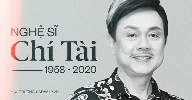 Tin buồn: Nghệ sĩ Chí Tài đột ngột qua đời - Ảnh 1.