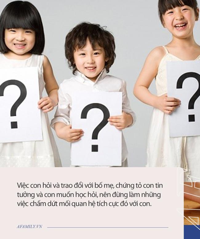 """Những câu hỏi hóc búa của trẻ thường khiến bố mẹ """"đứng hình"""" nay được trả lời dễ dàng nhờ gợi ý của chuyên gia - Ảnh 2."""