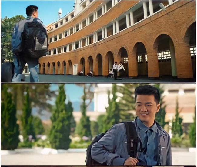 """Ở Việt Nam có 1 trường học là công trình kiến trúc tiêu biểu thế kỷ 20, Đàm Vĩnh Hưng, Sơn Tùng từng tới làm MV, check in """"sống ảo"""" - Ảnh 8."""