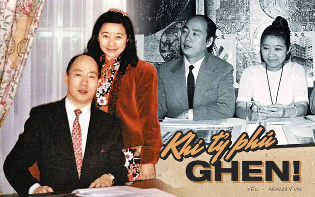 Cách xử vợ ngoại tình siêu cao tay của tỷ phú Hong Kong: Một tuyên bố duy nhất khiến vợ hoảng hốt quay đầu và chuyện tình yêu kỳ lạ đến khi nhắm mắt xuôi tay - Ảnh 1.