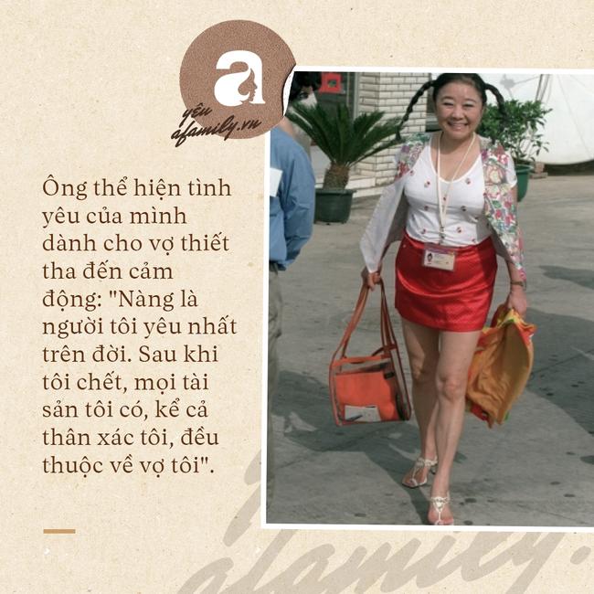 Cách xử vợ ngoại tình siêu cao tay của tỷ phú Hong Kong: Một tuyên bố duy nhất khiến vợ hoảng hốt quay đầu và chuyện tình yêu kỳ lạ đến khi nhắm mắt xuôi tay - Ảnh 4.