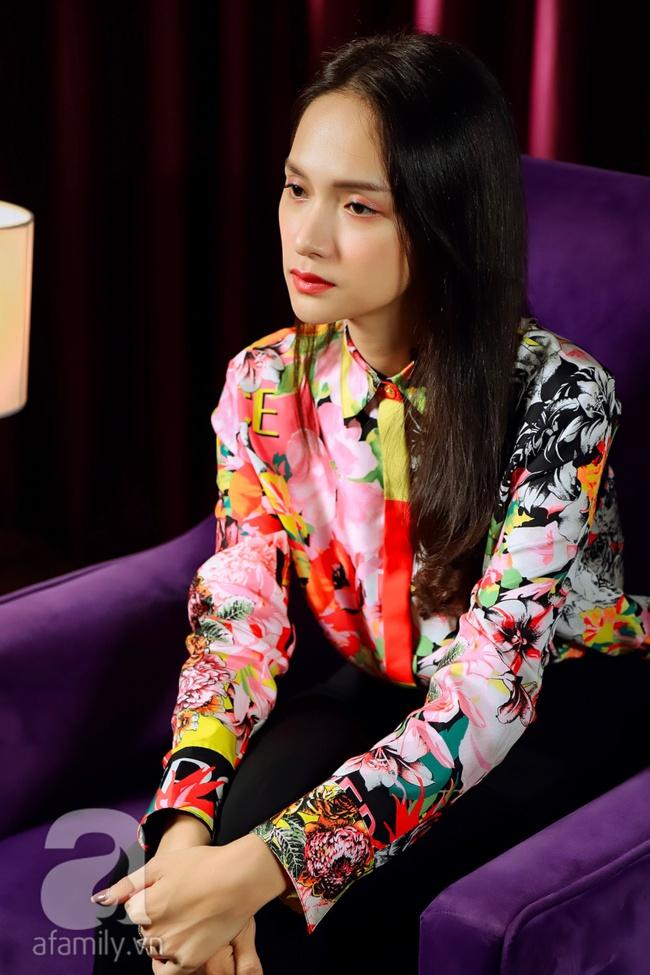 Hoa hậu Hương Giang: Tôi lừa cả người yêu, tôi viện lý do mình là con gái nên không nói chuyện chuyển giới  - Ảnh 4.
