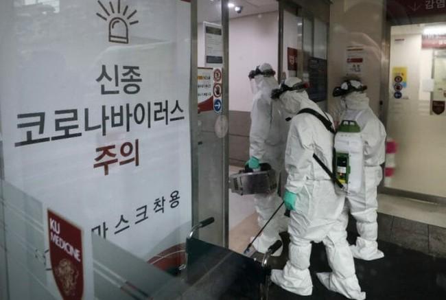Hàn Quốc có bệnh nhân đầu tiên tử vong vì virus corona, số ca nhiễm đã tăng lên 104 - Ảnh 4.
