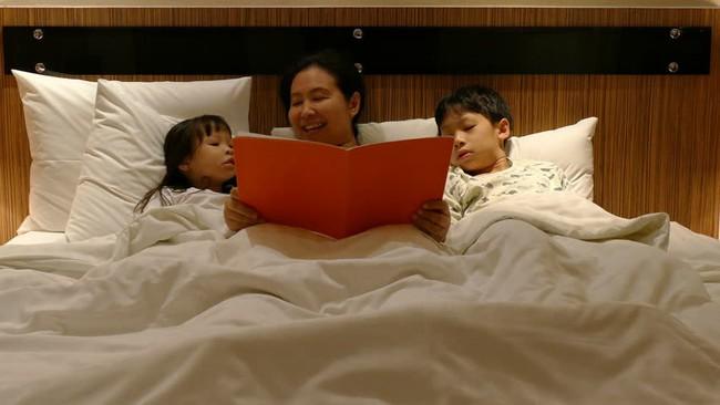 Những lợi ích không ngờ tới khi cho con ngủ chung giường với bố mẹ - Ảnh 3.