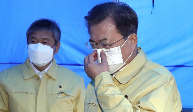 Hàn Quốc xác nhận ca tử vong thứ hai do nhiễm Covid-19, tổng số người nhiễm lên đến 209 - Ảnh 3.