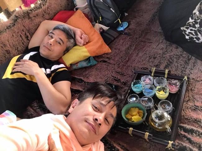 Cặp đôi nam diễn viên Đình Toàn - Quang Thảo khiến công chúng ngưỡng mộ vì mối quan hệ bạn tâm giao suốt 20 năm - Ảnh 3.