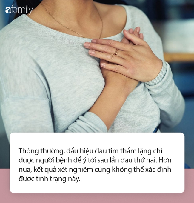 Những dấu hiệu thầm lặng cảnh báo nguy cơ đau tim - Ảnh 1.