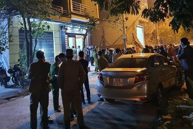 Bắc Ninh: Đi làm về chồng bàng hoàng phát hiện vợ tử vong trong nhà - Ảnh 1.