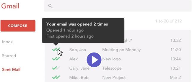 Nằm lòng 3 bước cài đặt MailTrack dễ như ăn kẹo để biết sếp, đồng nghiệp hay nhà tuyển dụng đã đọc email của mình hay chưa - Ảnh 7.