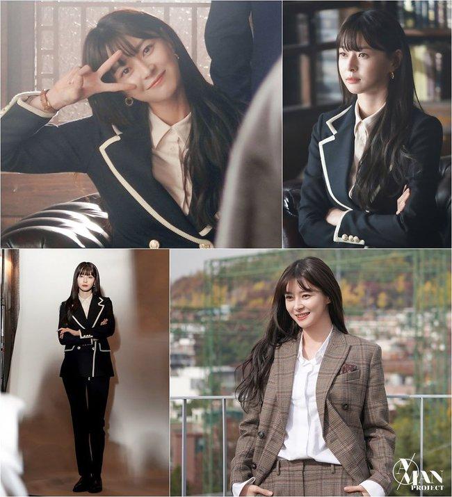 """Mỹ nhân diện đồ công sở đẹp nhất màn ảnh Hàn đợt này hẳn là """"tình tin đồn"""" của Lee Jong Suk: Ăn vận đơn giản mà độ sang xịn có thừa - Ảnh 6."""