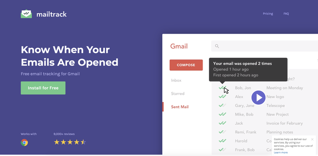 Nằm lòng 3 bước cài đặt MailTrack dễ như ăn kẹo để biết sếp, đồng nghiệp hay nhà tuyển dụng đã đọc email của mình hay chưa - Ảnh 2.