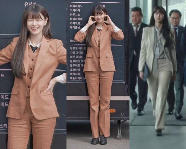 """Mỹ nhân diện đồ công sở đẹp nhất màn ảnh Hàn đợt này hẳn là """"tình tin đồn"""" của Lee Jong Suk: Ăn vận đơn giản mà độ sang xịn có thừa - Ảnh 4."""