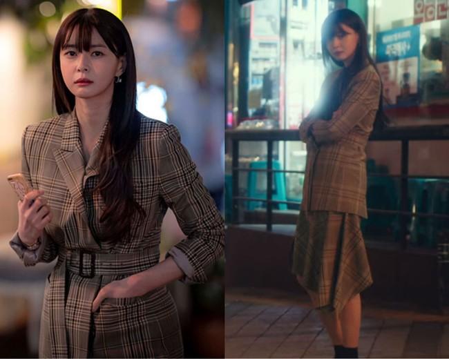 """Mỹ nhân diện đồ công sở đẹp nhất màn ảnh Hàn đợt này hẳn là """"tình tin đồn"""" của Lee Jong Suk: Ăn vận đơn giản mà độ sang xịn có thừa - Ảnh 3."""