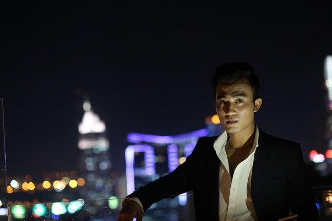 Doãn Quốc Đam gây bất ngờ khi đóng phim cùng Hoàng Yến Chibi: Vai chuẩn soái ca, đầy bí ẩn - Ảnh 1.