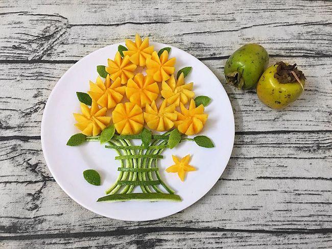 """Ngắm những đĩa trái cây đầy sáng tạo này mới hiểu vì sao chúng khiến các chị em """"phát sốt"""" cả ngày hôm qua - Ảnh 4."""