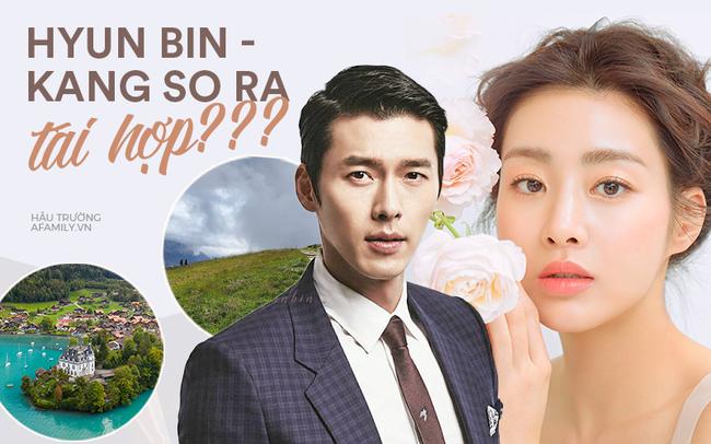 Rộ tin đồn Hyun Bin và Kang Sora tái hợp, còn lộ bằng chứng theo chân bạn trai sang tận Thụy Sĩ? - Ảnh 2.