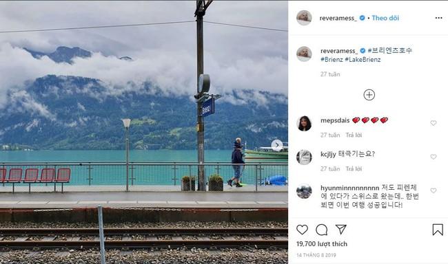 Rộ tin đồn Hyun Bin và Kang Sora tái hợp, còn lộ bằng chứng theo chân bạn trai sang tận Thụy Sỹ? - Ảnh 2.