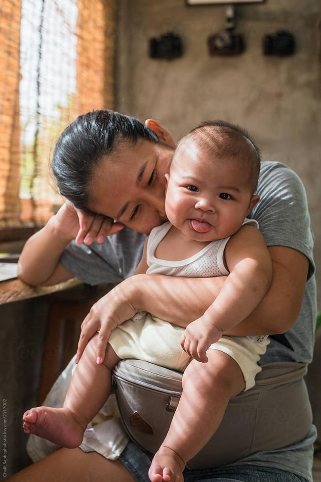 Chia sẻ bí quyết ở nhà chăm con nhàn tênh, bà mẹ 2 con được các mẹ bỉm sữa vỗ tay tán thưởng rào rào - Ảnh 5.
