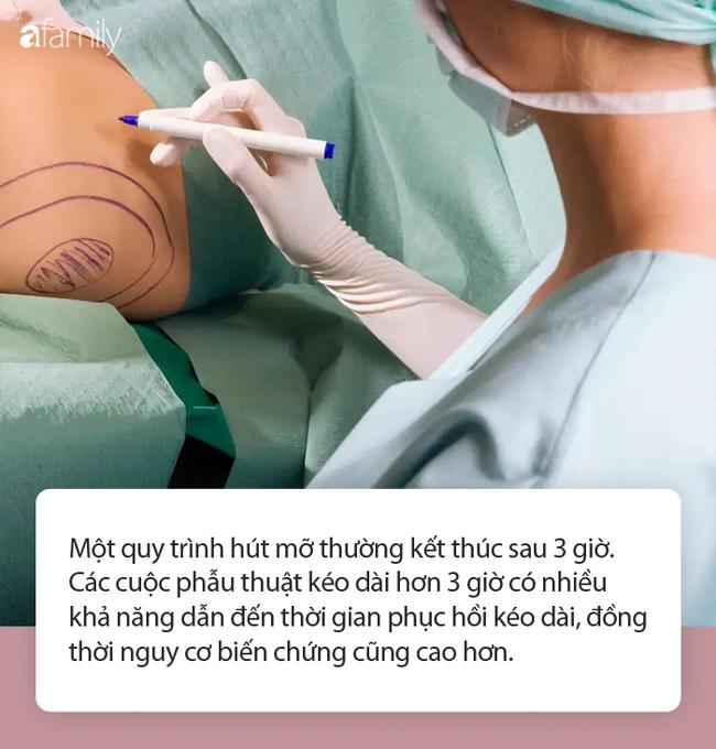 Hút mỡ không hề đơn giản từ chuẩn bị đến khi phẫu thuật và phục hồi: Chuyên gia đưa bảng lưu ý trước khi làm ai cũng nên nhớ! - Ảnh 1.