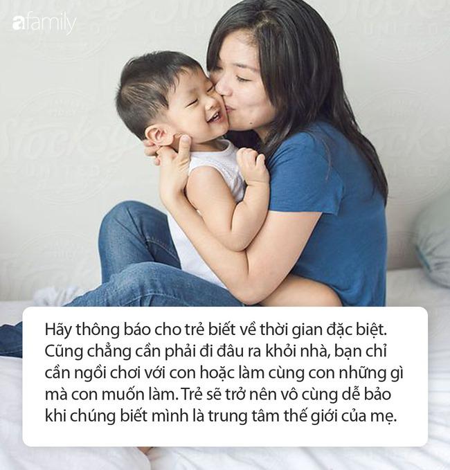 Chia sẻ bí quyết ở nhà chăm con nhàn tênh, bà mẹ 2 con được các mẹ bỉm sữa vỗ tay tán thưởng rào rào - Ảnh 3.