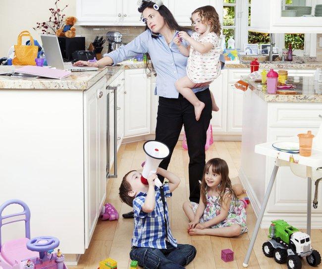 Chia sẻ bí quyết ở nhà chăm con nhàn tênh, bà mẹ 2 con được các mẹ bỉm sữa vỗ tay tán thưởng rào rào - Ảnh 2.