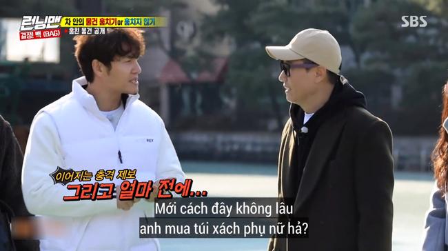 """""""Running Man"""" bị chỉ trích cổ súy ngoại tình khi cố tình ghép đôi Ji Suk Jin - Jeon So Min - Ảnh 6."""