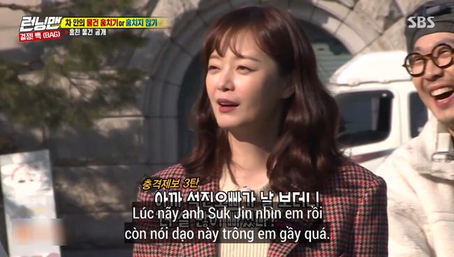 """""""Running Man"""" bị chỉ trích cổ súy ngoại tình khi cố tình ghép đôi Ji Suk Jin - Jeon So Min - Ảnh 5."""