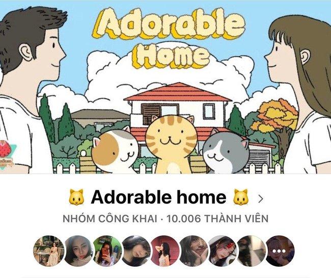 Cơn sốt game Adorable Home vẫn chưa hạ nhiệt, dân tình chuyển sang chế ảnh siêu hài:  - Ảnh 2.