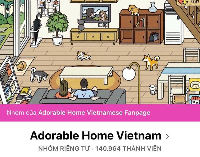 Cơn sốt game Adorable Home vẫn chưa hạ nhiệt, dân tình chuyển sang chế ảnh siêu hài:  - Ảnh 1.