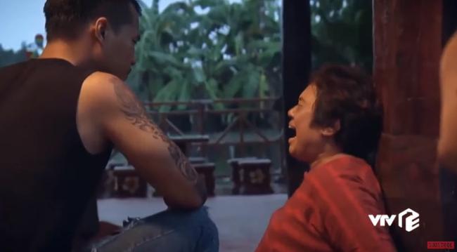 """""""Sinh tử"""" tập 72: Việt Anh tàn độc cho đàn em chích điện người đã che giấu để Trọng Hùng bỏ trốn - Ảnh 7."""