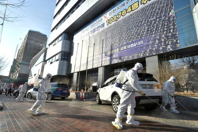 Son Ye Jin ủng hộ quê nhà Daegu gần 2 tỷ đồng, tiết lộ việc bố mẹ hiện vẫn đang ở trong vùng dịch Covid-19 - Ảnh 3.