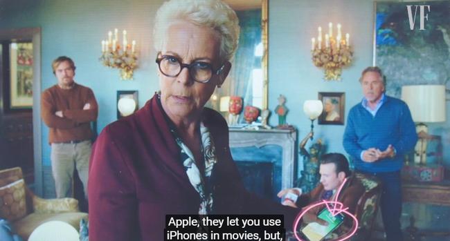 Bất ngờ chưa: Apple không cho phép vai phản diện sử dụng iPhone và người sử dụng điện thoại android chính là kẻ xấu - Ảnh 4.