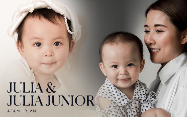 Phong cách cho con lên sóng của Julia Đoàn: Không cần lồng lộn nhưng cực hút mắt vì cứ trong trẻo, tinh khôi - Ảnh 2.