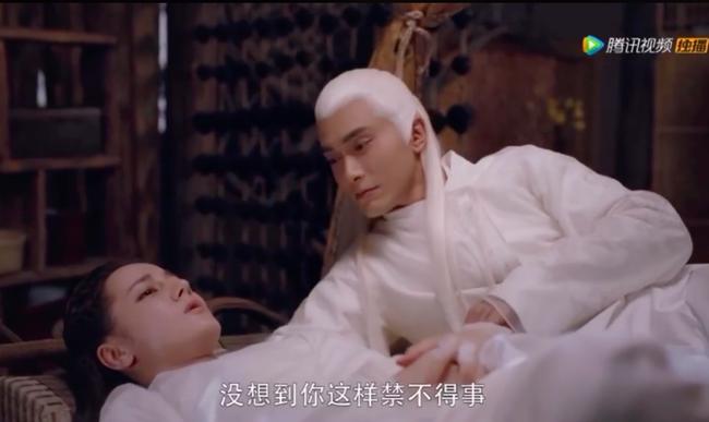"""""""Tam sinh tam thế Chẩm thượng thư"""": Trọn bộ cảnh ân ái 18+ của Cao Vỹ Quang, Địch Lệ Nhiệt Ba đỏ mặt xấu hổ - Ảnh 5."""