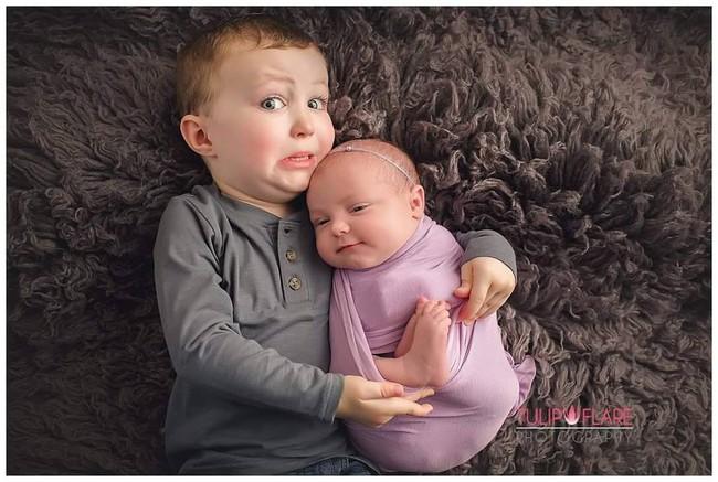 Nếu đang mệt mỏi vì chăm con, những bức ảnh này sẽ giúp bạn giải tỏa stress - Ảnh 11.